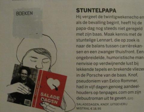 Viva over Saladedagen (wk 37, 2011)